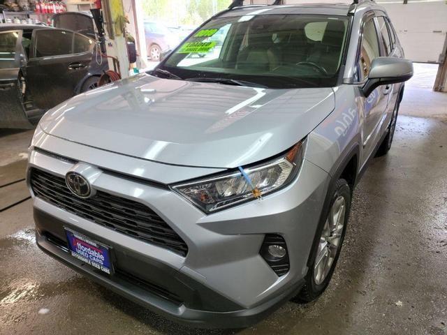 Image 2019 Toyota Rav4 XLE Premium