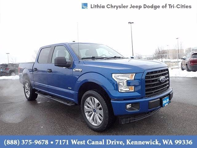Image 2017 Ford F-150 XL