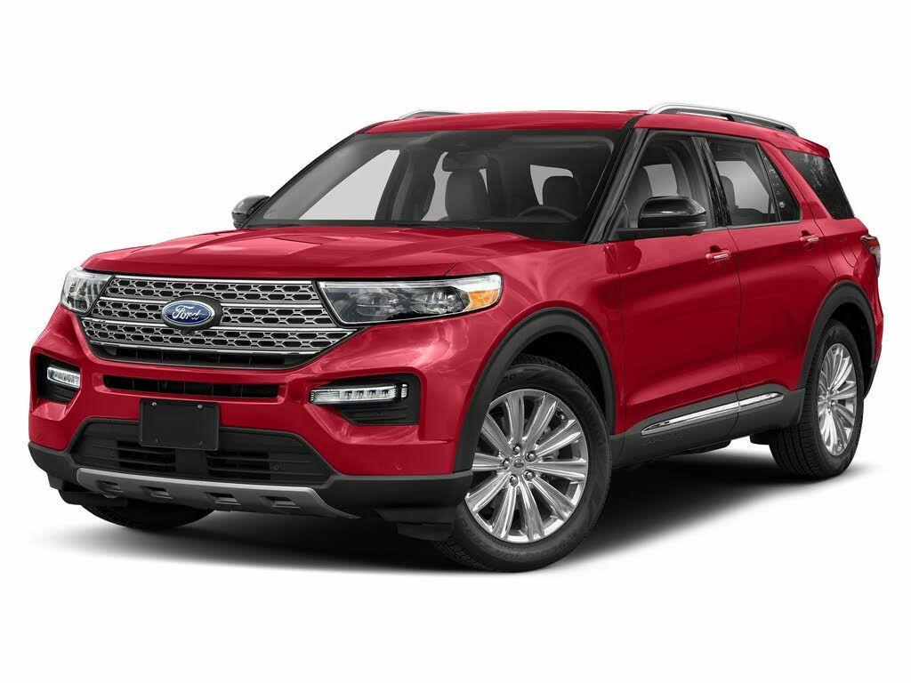 Image 2021 Ford Explorer Xlt awd