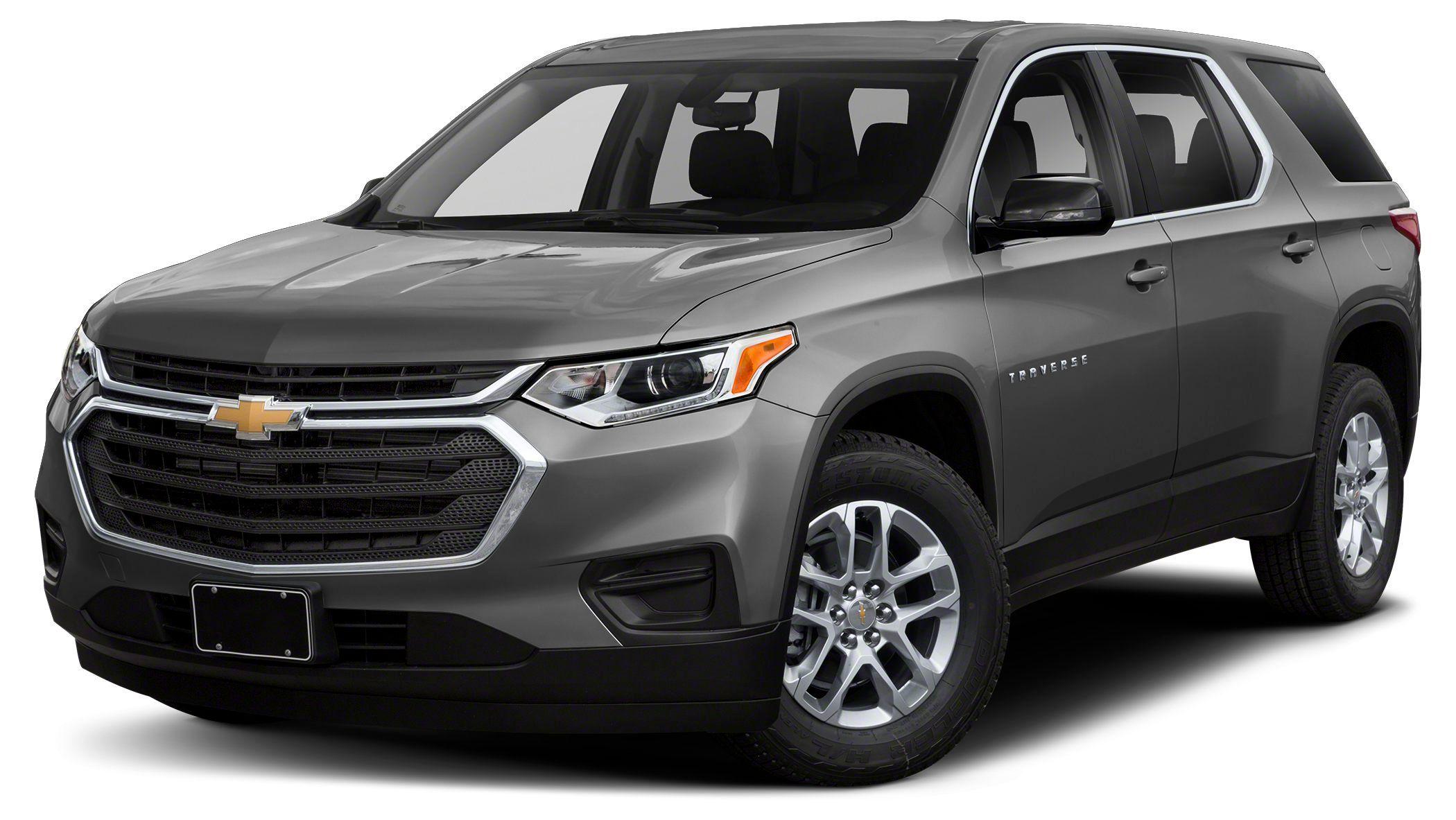 Image 2021 Chevrolet Traverse LS