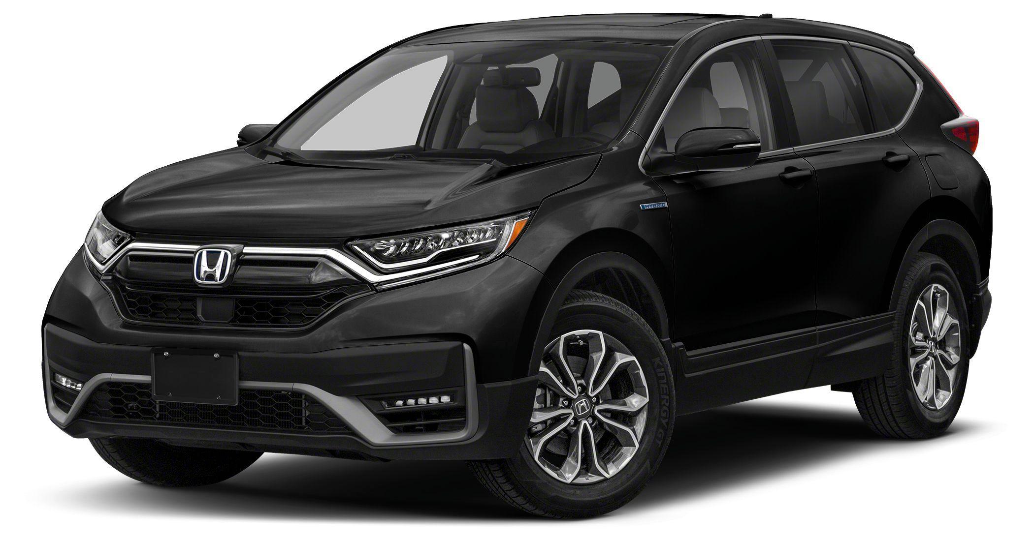 Image 2021 Honda Cr-v hybrid EX-L