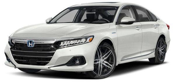 Image 2021 Honda Accord hybrid Touring