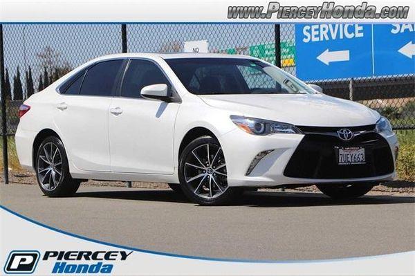 Image 2017 Toyota Camry XSE