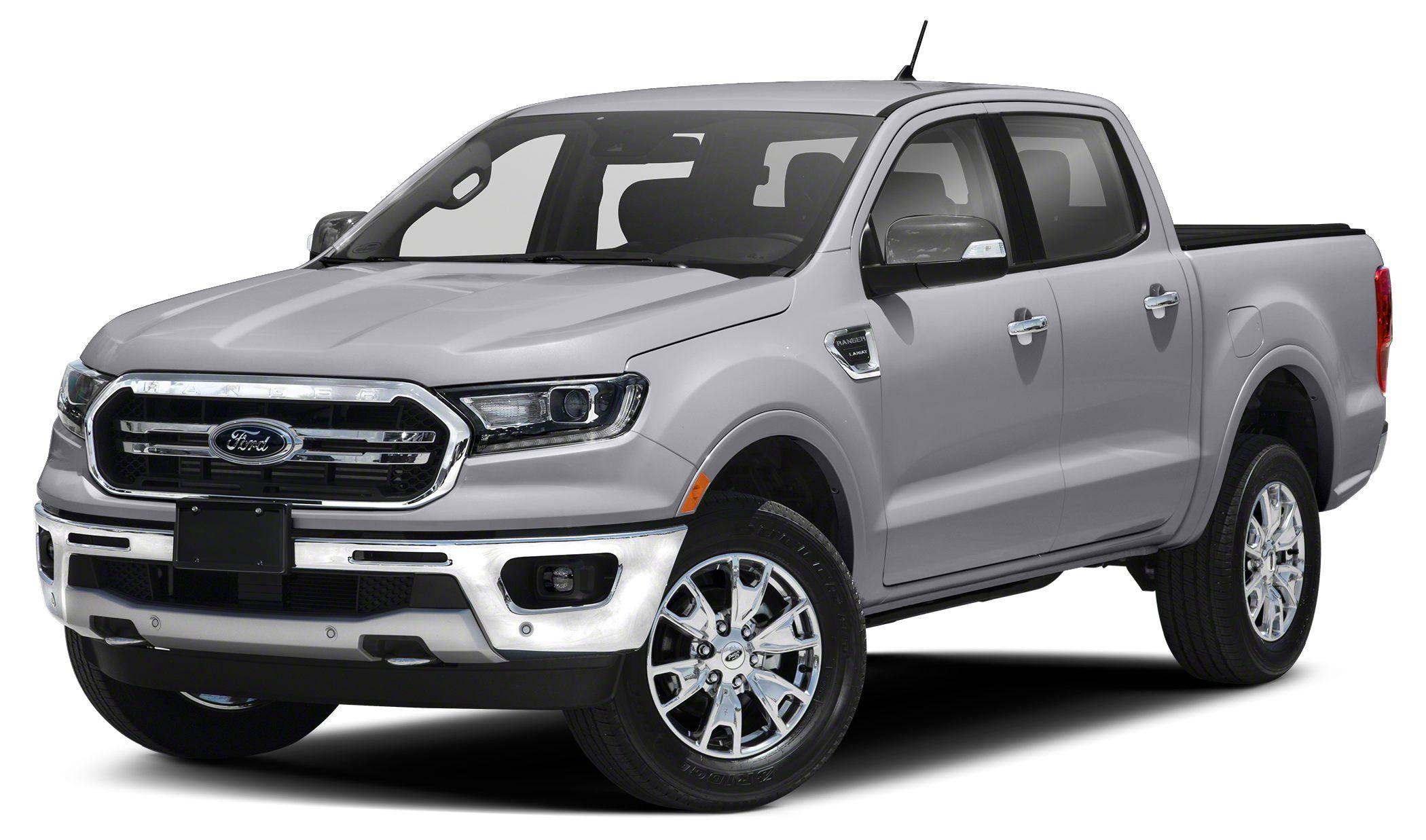Image 2021 Ford Ranger Lariat