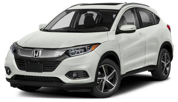 Image 2021 Honda Hr-v EX