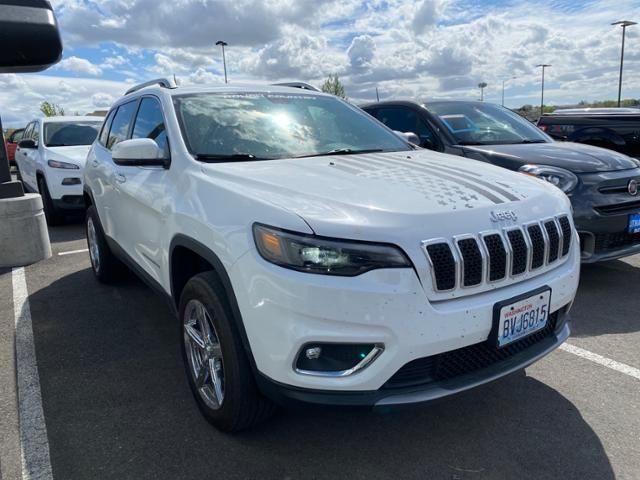Image 2019 Jeep Cherokee Limited