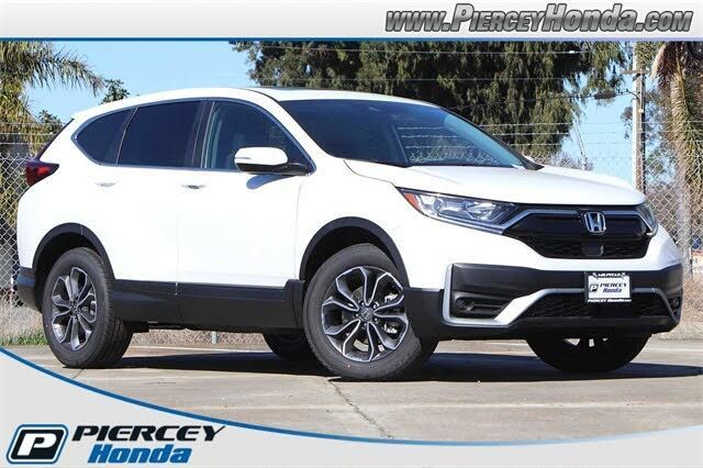 Image 2021 Honda Cr-v Ex awd