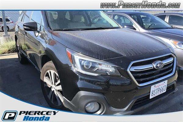 Image 2018 Subaru Outback 3.6R Limited