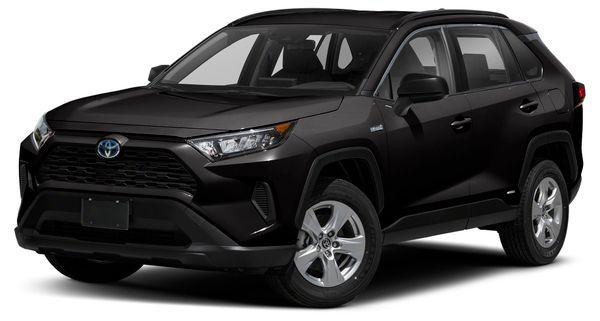 Image 2021 Toyota Rav4 LE