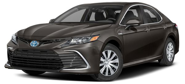 Image 2021 Toyota Camry hybrid LE