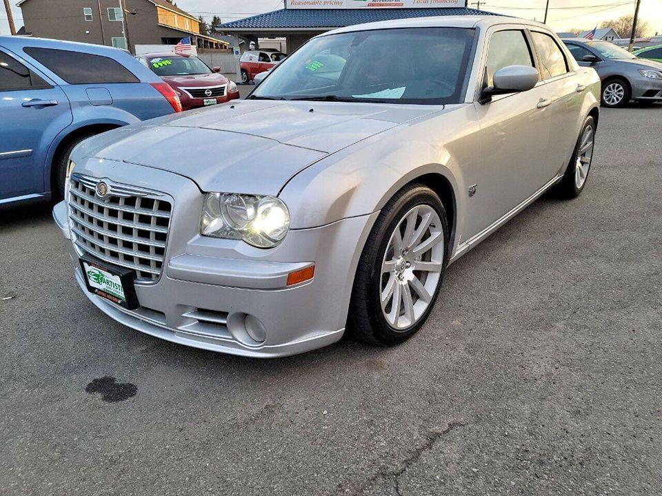 Image 2007 Chrysler  300 SRT-8