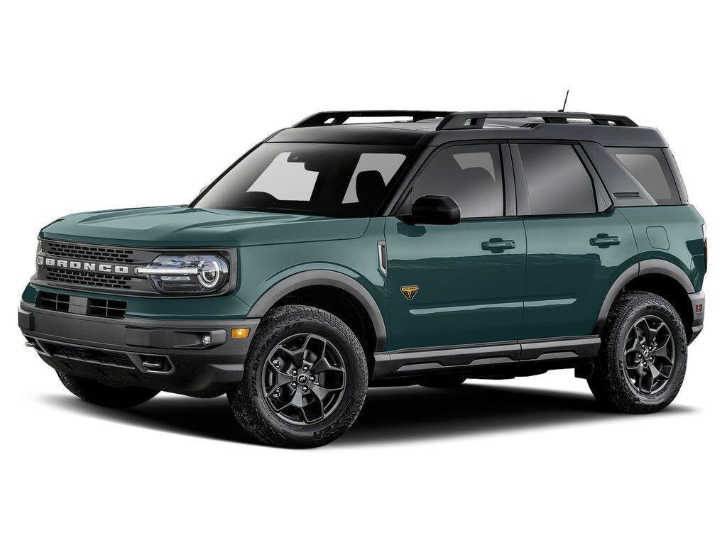 Image 2021 Ford Bronco sport Big bend awd