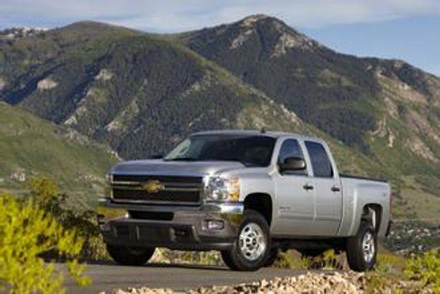Image 2012 Chevrolet Silverado 2500 Work Truck