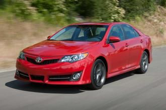 Image 2013 Toyota Camry L