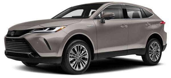 Image 2021 Toyota Venza XLE