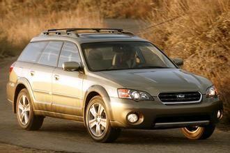 Image 2005 Subaru Outback 2.5i