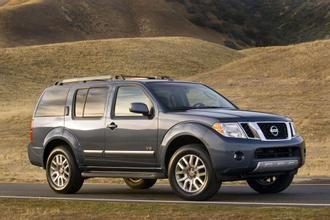 Image 2010 Nissan Pathfinder SE
