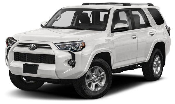 Image 2021 Toyota 4runner SR5 Premium
