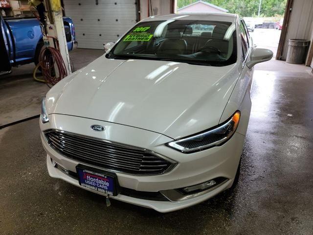 Image 2017 Ford Fusion energi SE Luxury