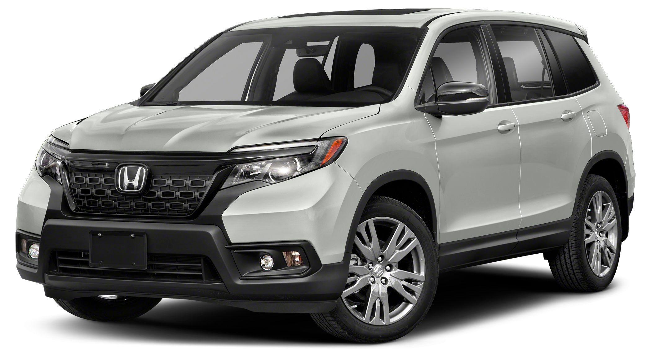 Image 2021 Honda Passport EX-L