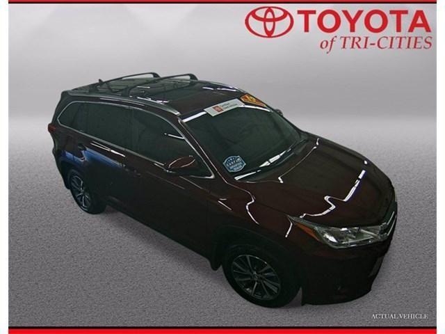 Image 2019 Toyota Highlander XLE - V6 AWD