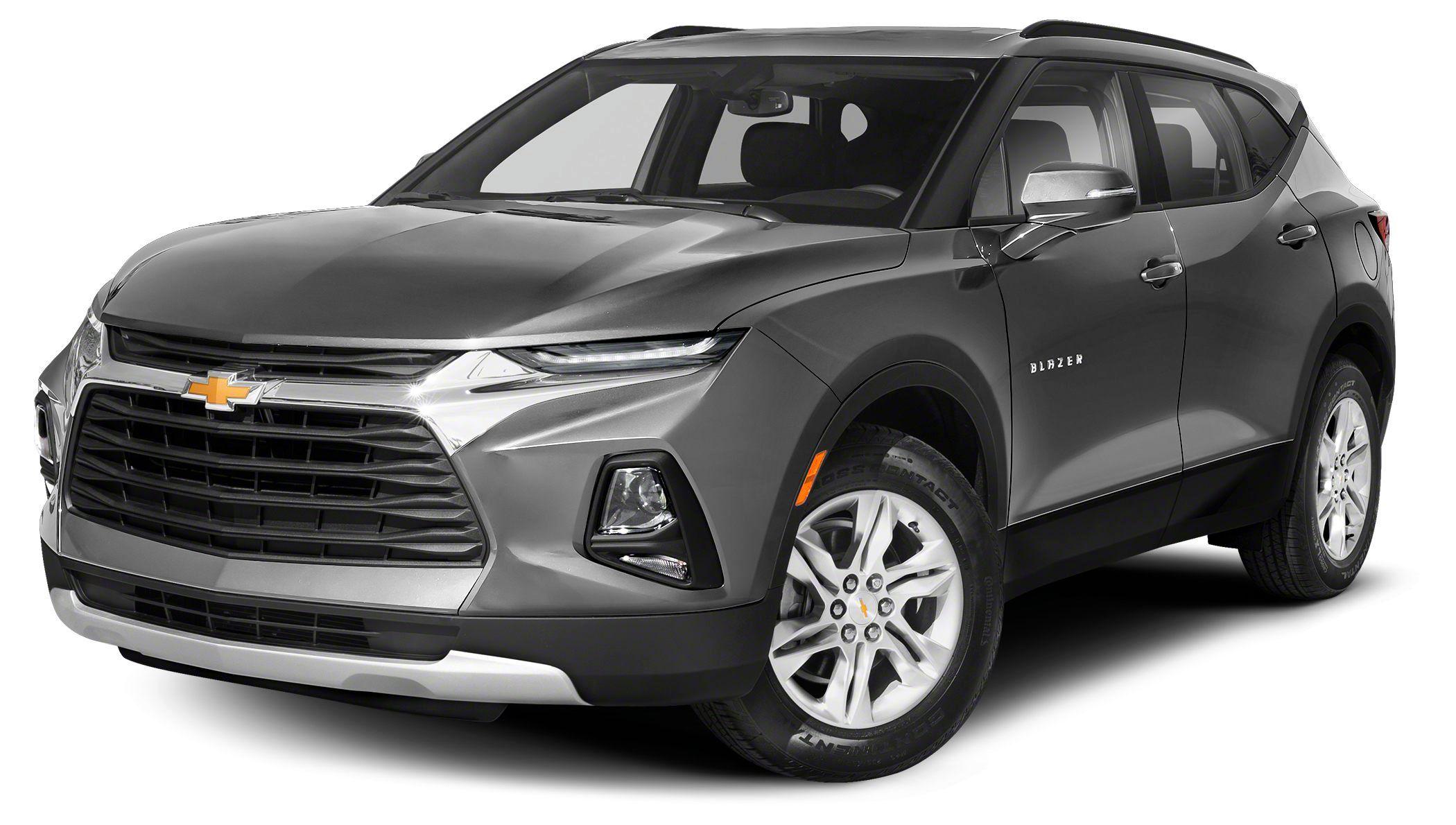 Image 2021 Chevrolet Blazer 2LT