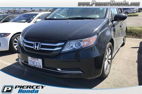 Image 2016 Honda Odyssey EX-L