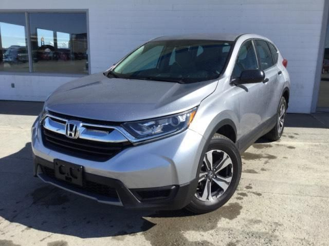 Image 2019 Honda Cr-v LX