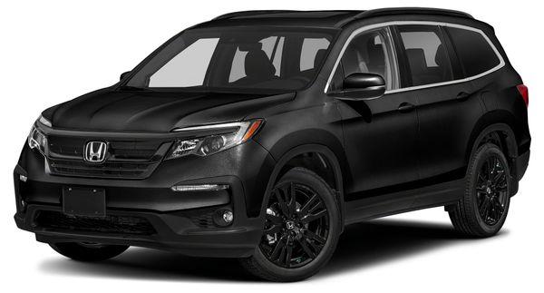 Image 2021 Honda Pilot Special Edition