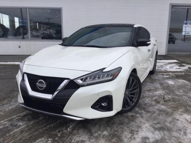 Image 2019 Nissan Maxima Platinum