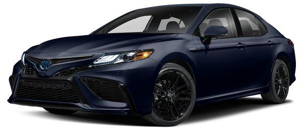 Image 2021 Toyota Camry hybrid SE