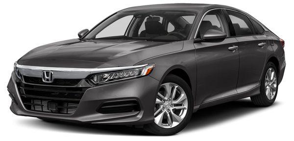 Image 2020 Honda Accord LX 1.5T