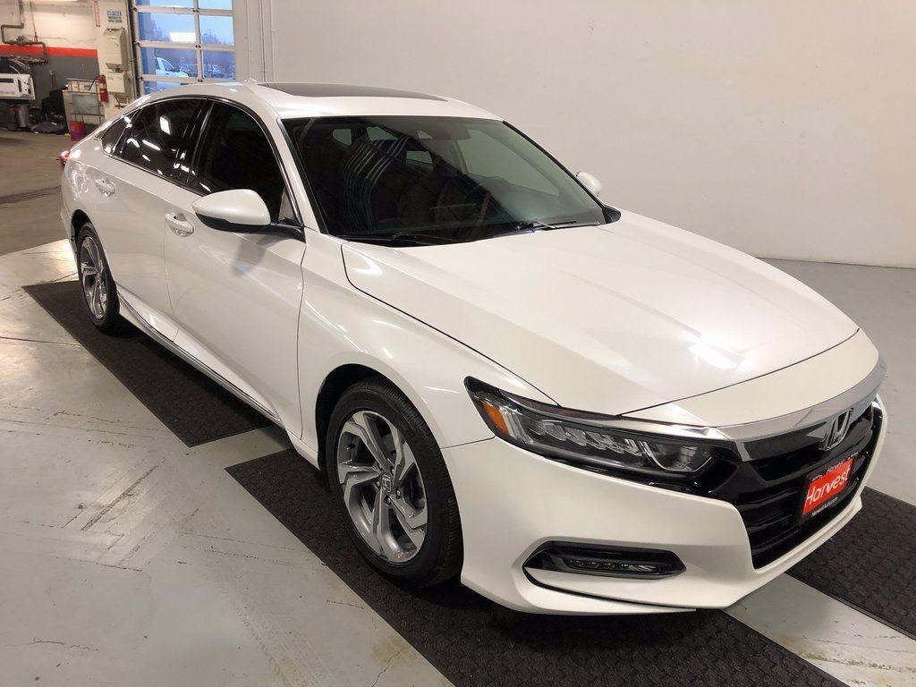 Image 2018 Honda Accord 15t ex-l fwd