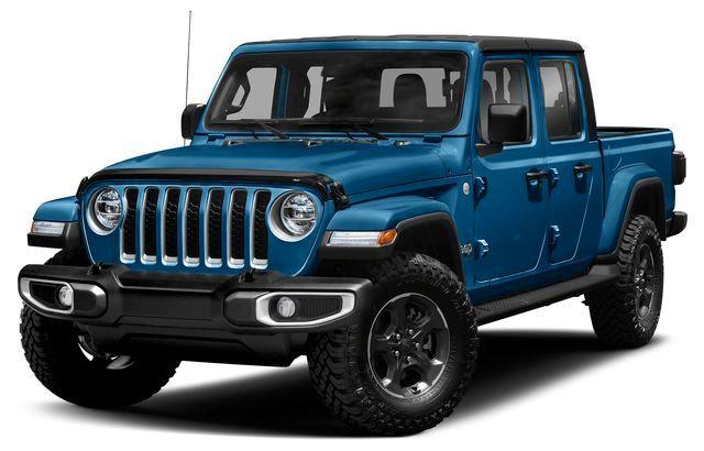 Image 2021 Jeep Gladiator Overland
