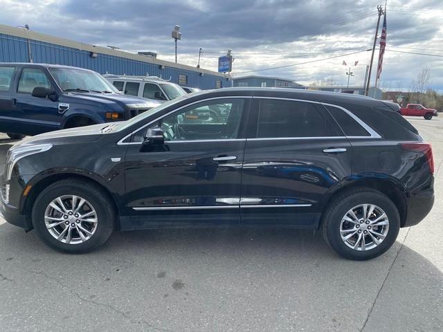 Image 2020 Cadillac Xt5 Premium Luxury