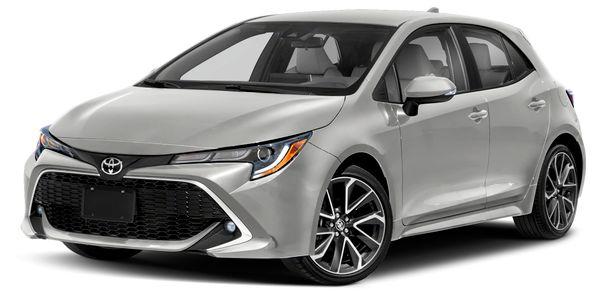 Image 2020 Toyota Corolla hatchback XSE