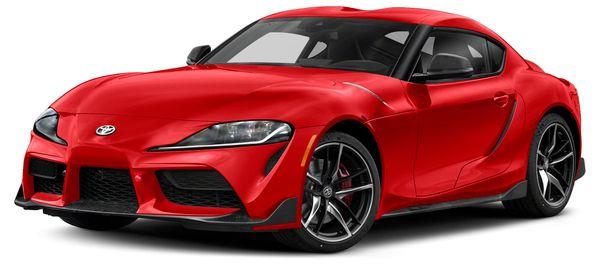 Image 2021 Toyota Supra 3.0