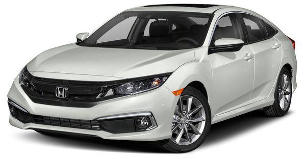 Image 2021 Honda Civic EX