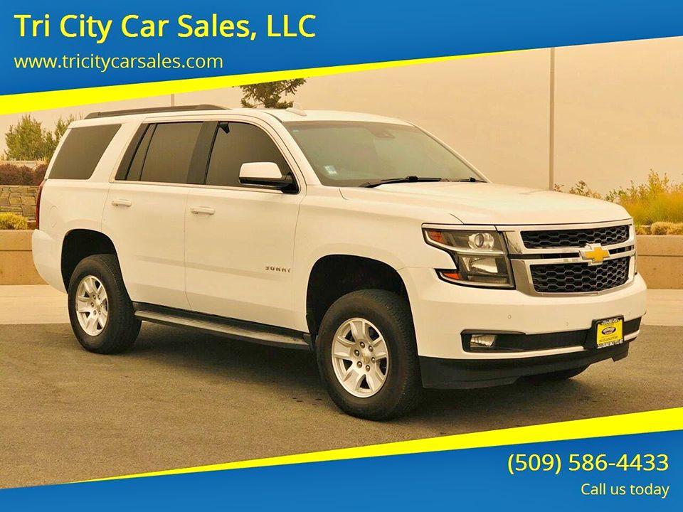 Image 2015 Chevrolet  tahoe LT