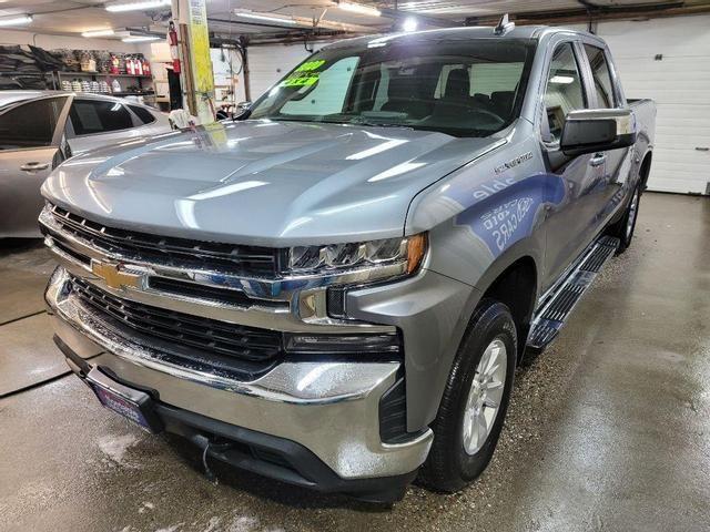 Image 2020 Chevrolet Silverado 1500 LT