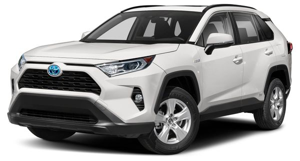 Image 2021 Toyota Rav4 hybrid XLE
