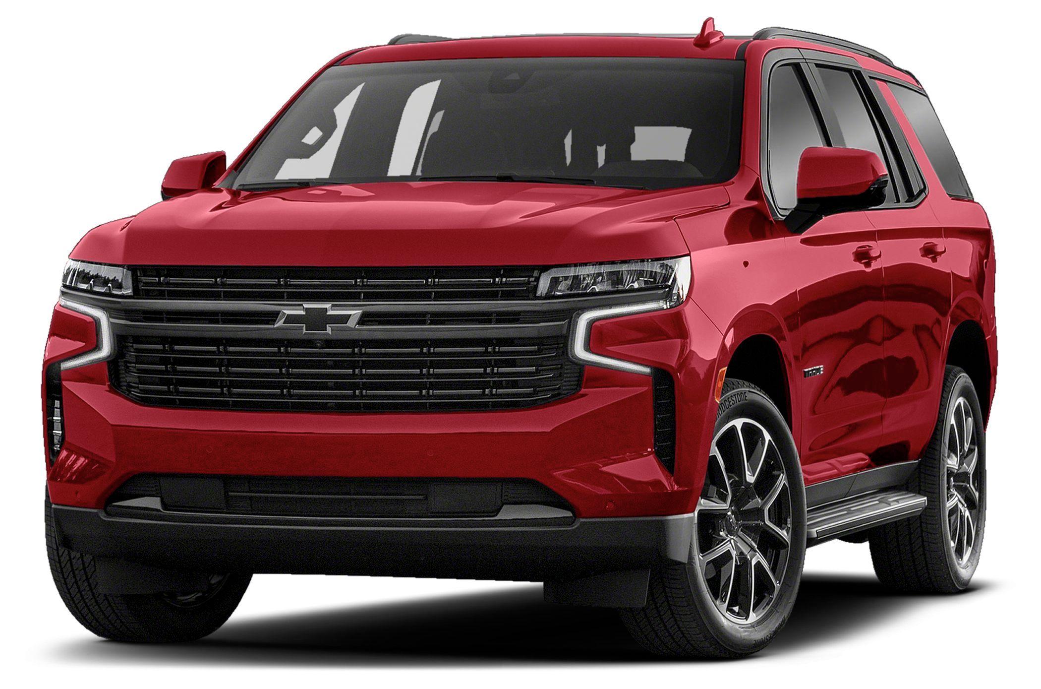 Image 2021 Chevrolet Tahoe RST