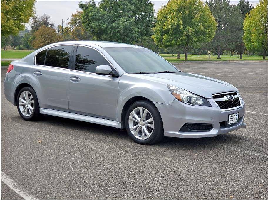 Image 2013 Subaru  legacy