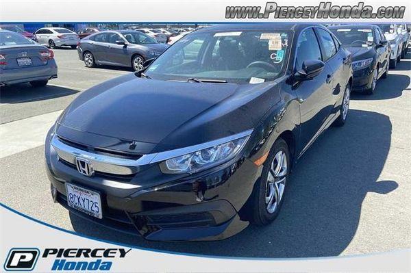 Image 2018 Honda Civic LX