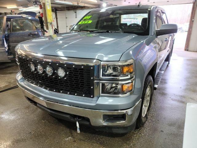 Image 2015 Chevrolet Silverado 1500 LT