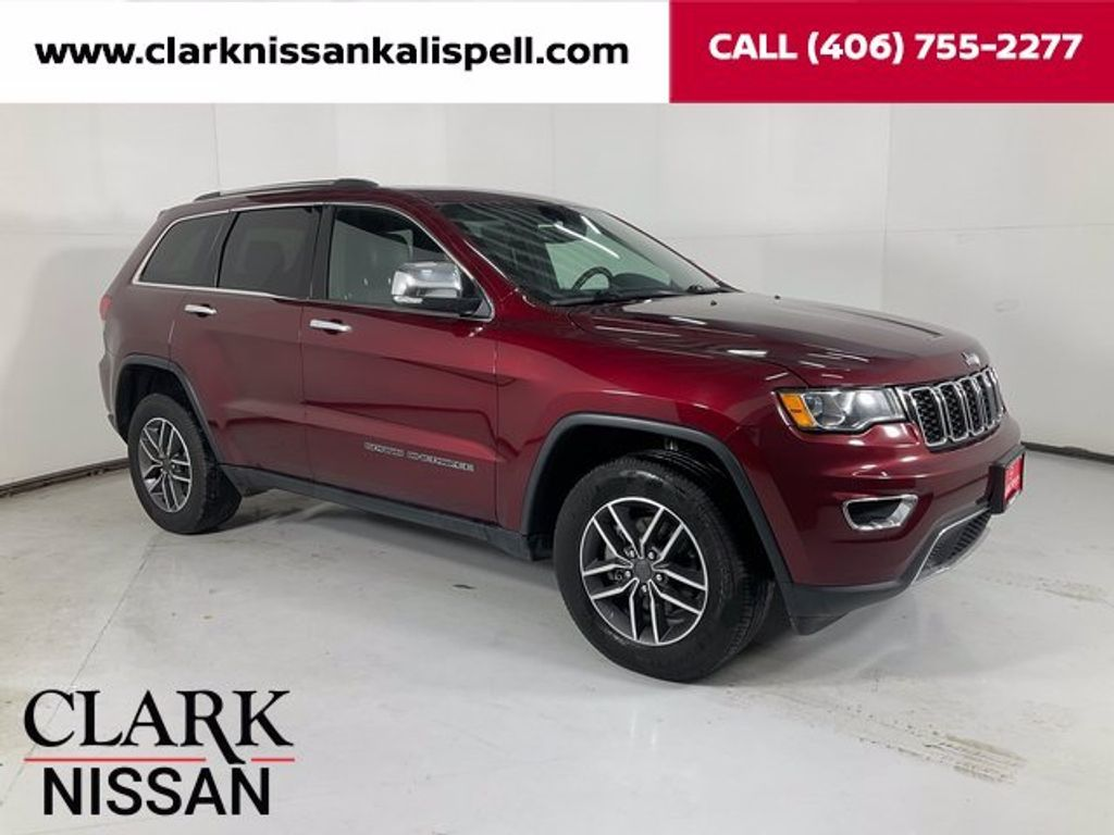Image 2019 Jeep Grand cherokee Limited