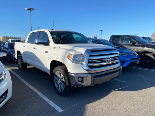 Image 2016 Toyota Tundra 1794 crewmax 57l 4wd