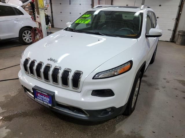 Image 2015 Jeep Cherokee Limited
