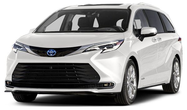 Image 2021 Toyota Sienna LE