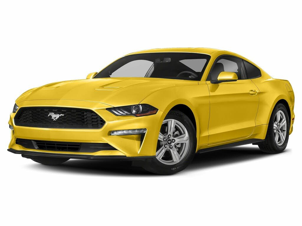 Image 2021 Ford Mustang Gt coupe rwd